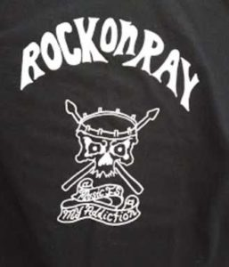 RockOnRay Music Is My Addiction T-shirt