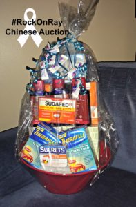 Chinese Auction Head Cold Gift Basket