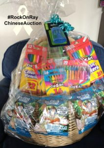 Kids Coloring Gift Basket