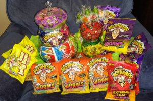 Warheads Loaded Basket
